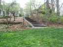 Woodland Hills Park Winston-Salem, NC Steps