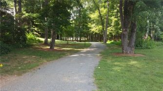 Woodland Hills walking trail